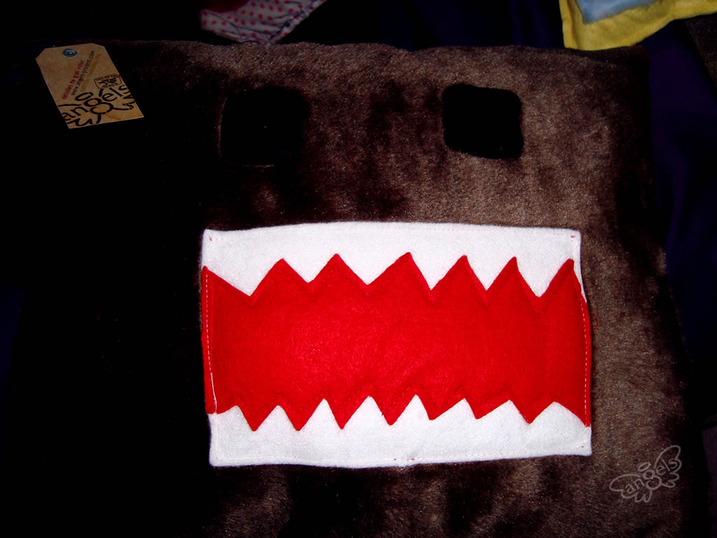 domo peluche - angelsproject