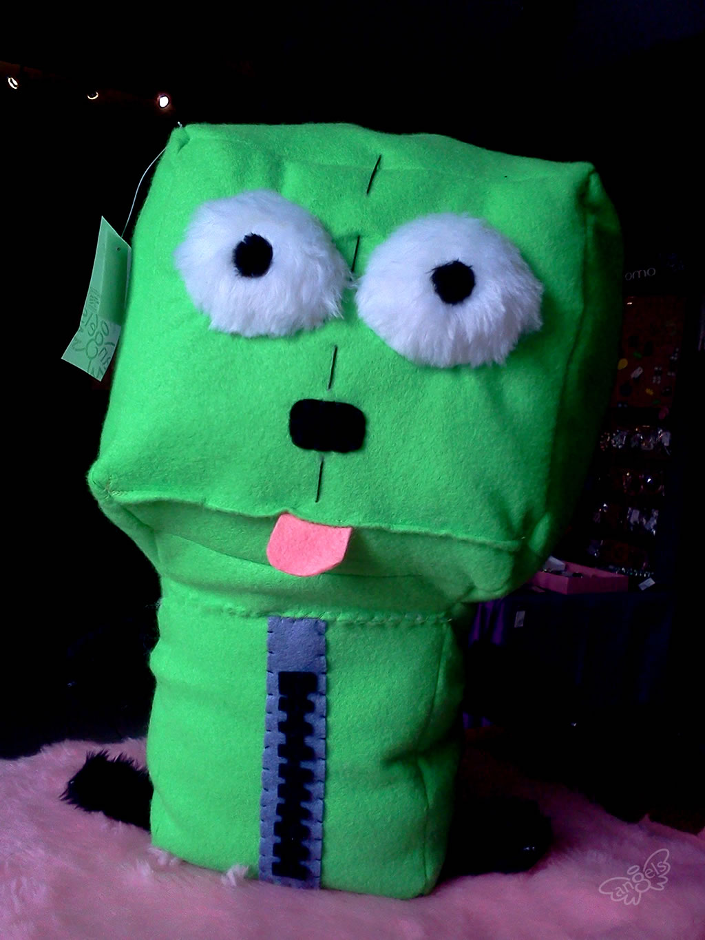 invader zim peluche - angelsproject