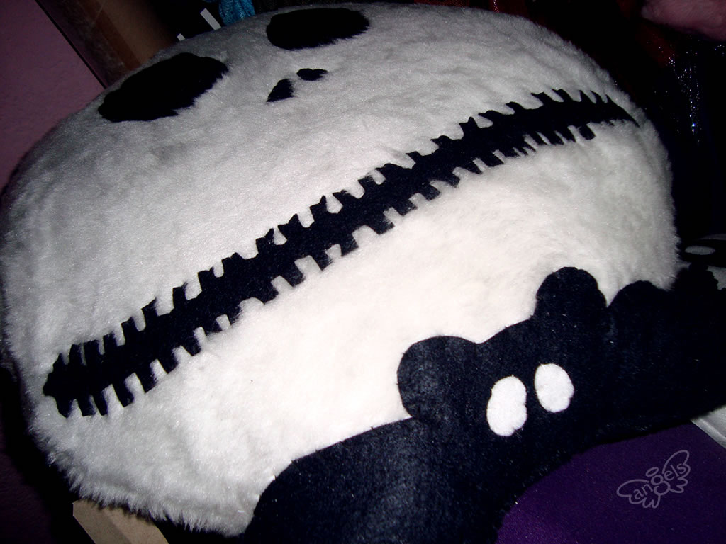 jack skellington almohada - angelsproject