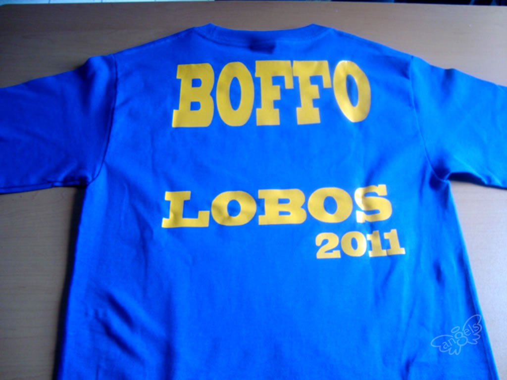 playera lobos 2011 - angelsproject