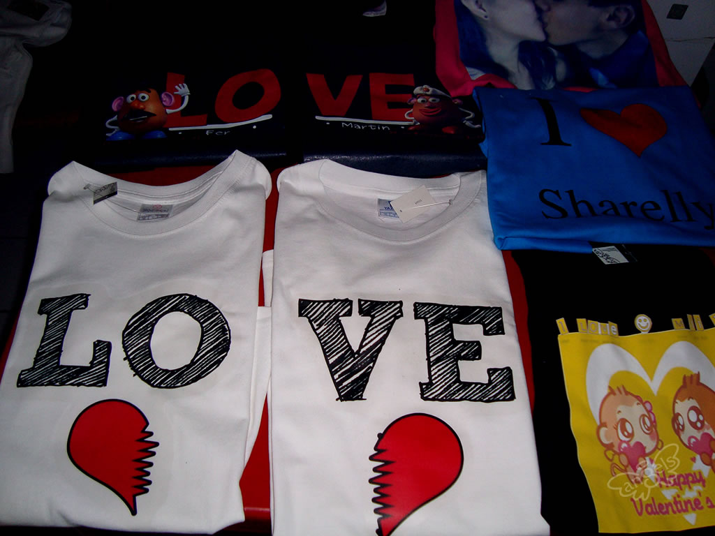 playera love - angelsproject