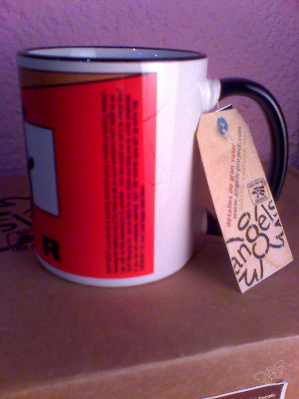 taza cheve duff - angelsproject