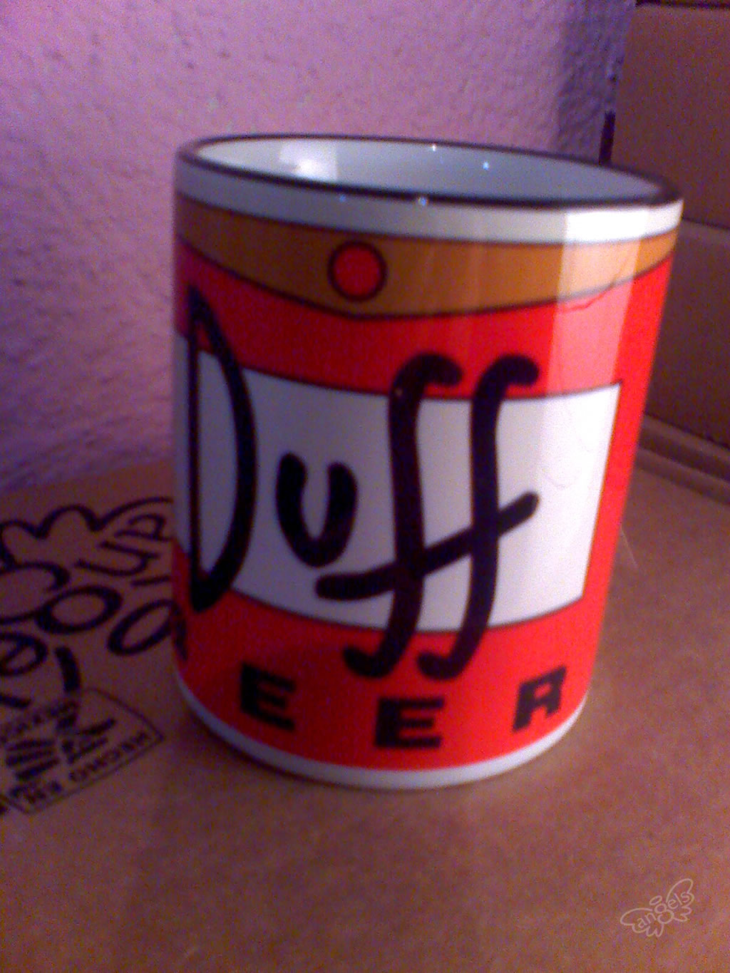 taza duff beer - angelsproject