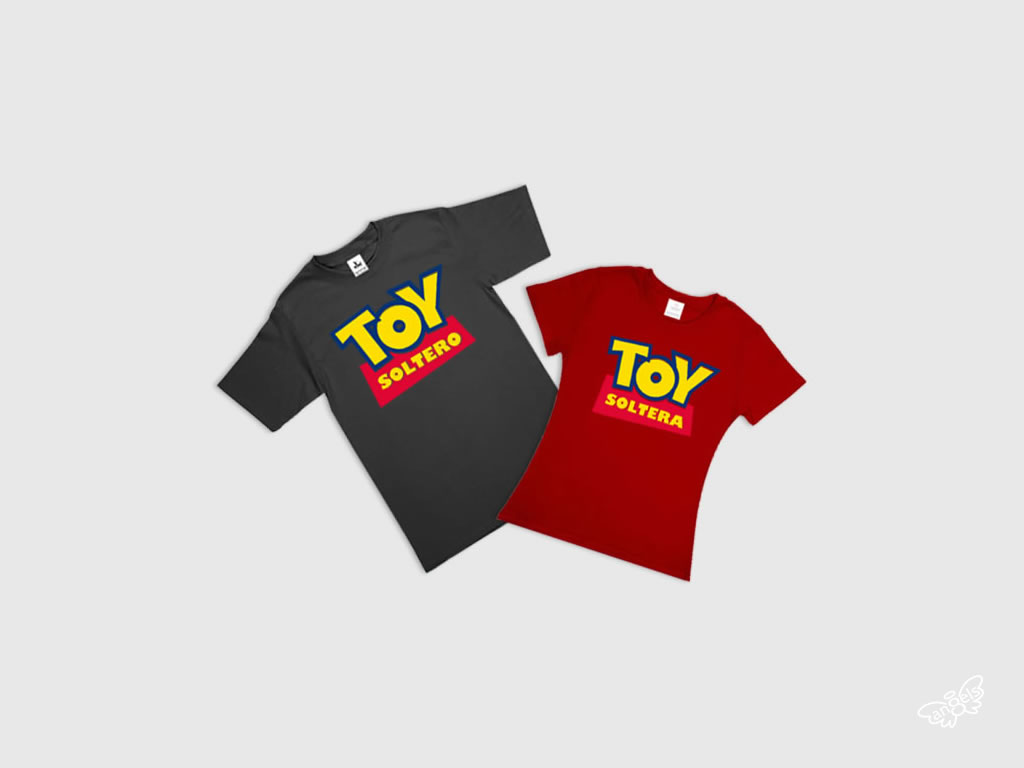 toy soltero playera - angelsproject